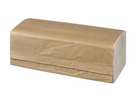 SELEX Papierhandtuch 1-lagig natur, V-Falz