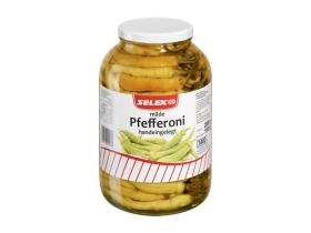 Selex milde Pfefferoni 2,8 kg