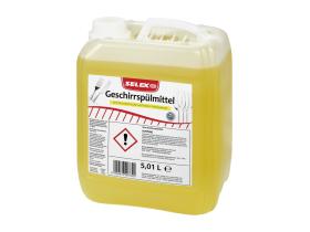 SELEX Geschirrspülmittel gelb 5 L