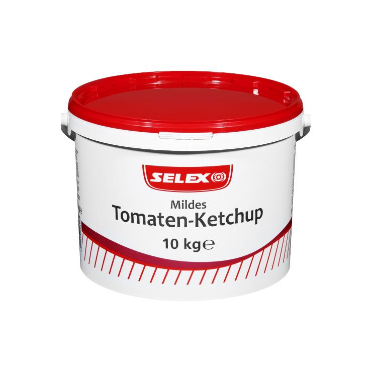 SELEX Tomaten-Ketchup mild 10 kg