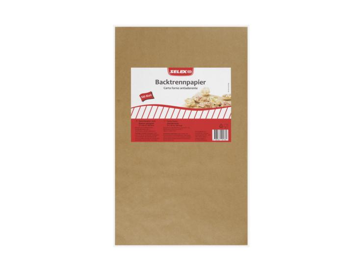 SELEX Backtrennpapier 500 Blatt