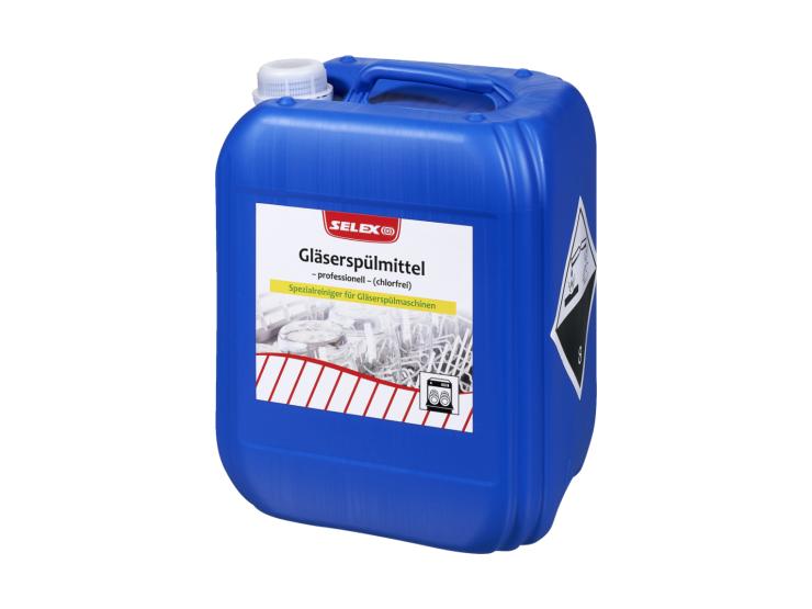Selex Maschinenspülmittel Gläser chlorfrei 10 l
