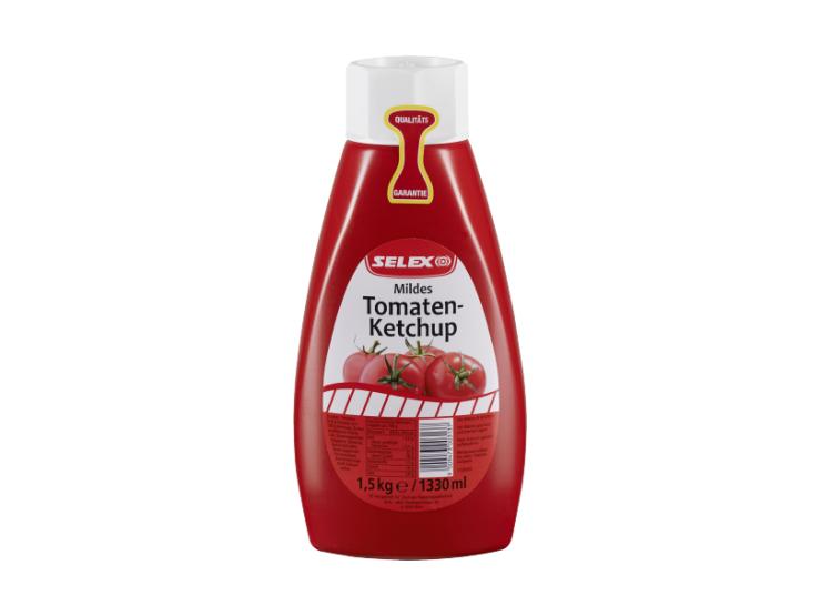 Selex Tomatenketchup