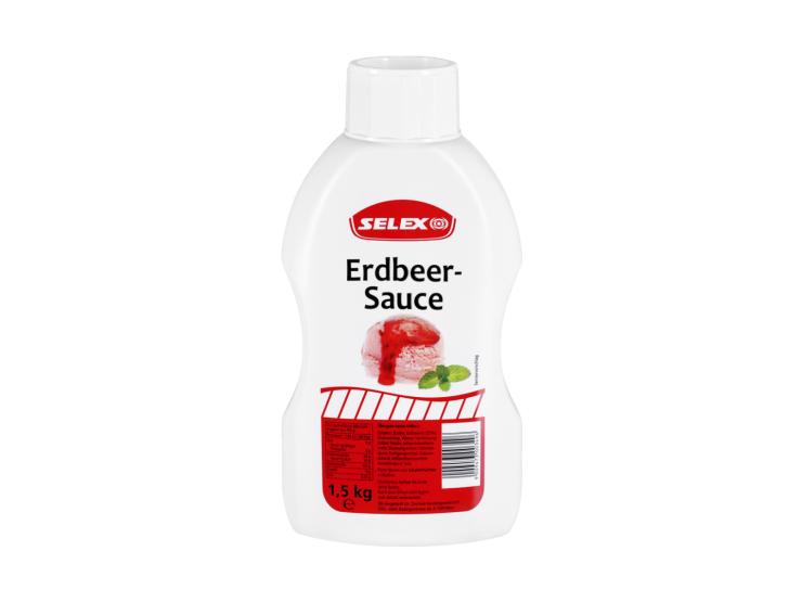 SELEX Erdbeersauce