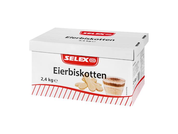 SELEX Eierbiskotten