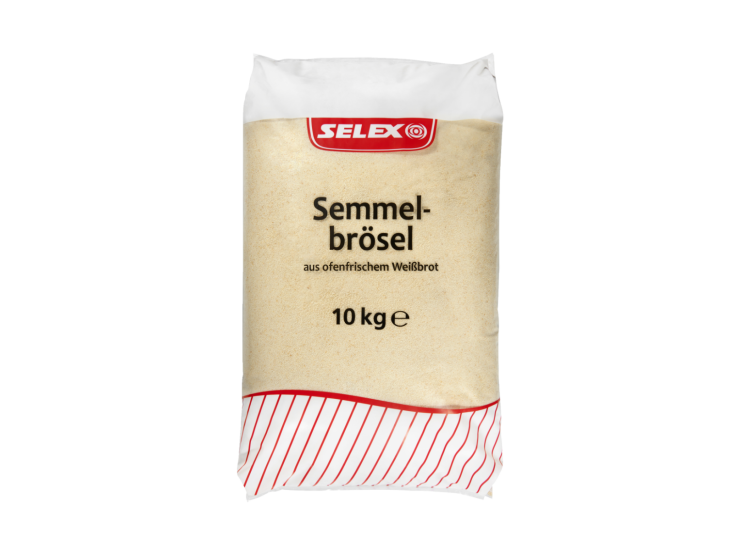Selex Semmelbrösel 10 kg Sack