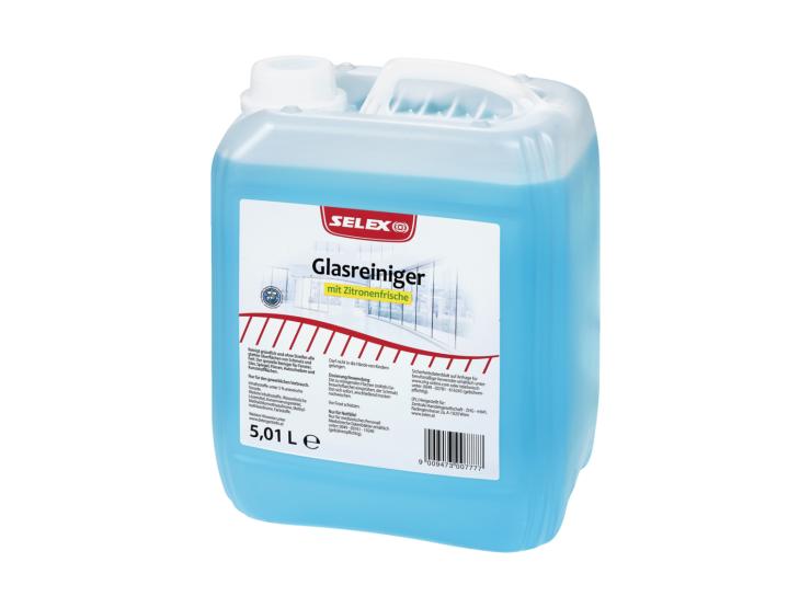 SELEX Glasreiniger 5 L