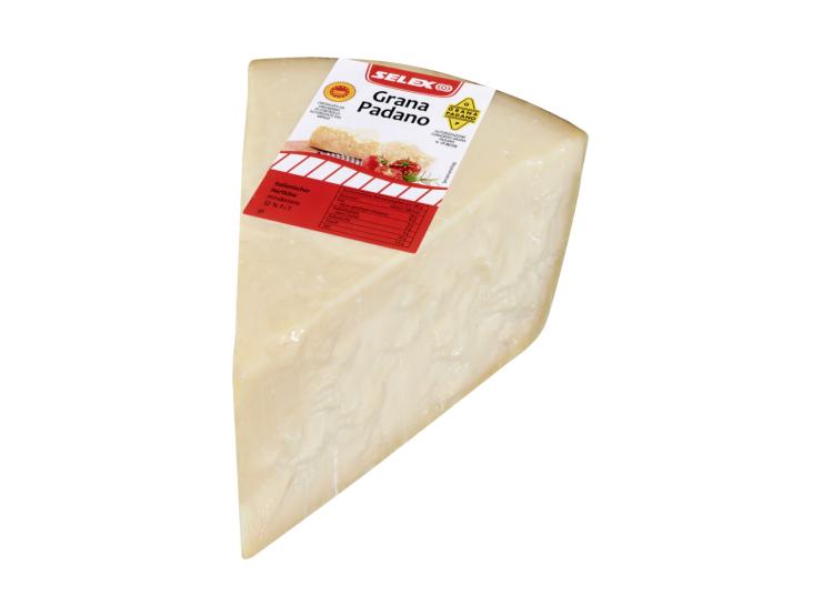 Grana Padano Italienischer Hartkäse 32% F.i.T. ca. 2 kg