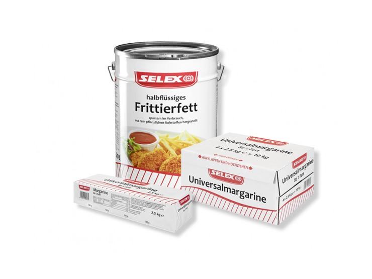 Margarine und Fette
