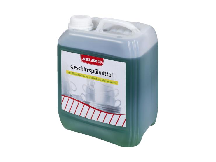 Selex Geschirrspülmittel grün 5,01l