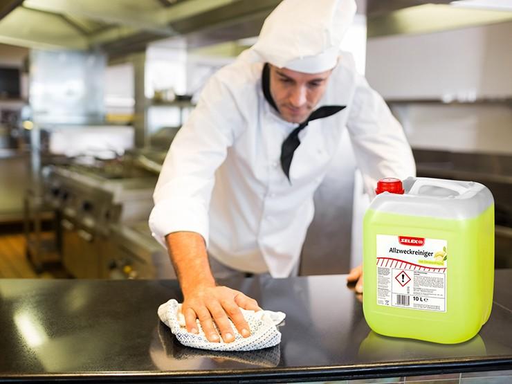Detergenzien SELEX Produkte